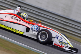 Tom Blomqvist 2011 German F3 Performance