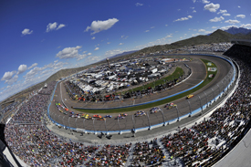 Phoenix Raceway Sprint Cup NASCAR 2011
