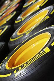 Pirelli soft tyre, Singapore 2011