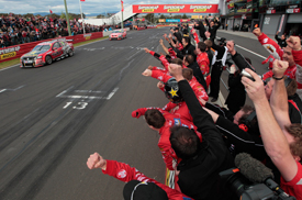 Garth Tander and Nick Percat win at Bathurst