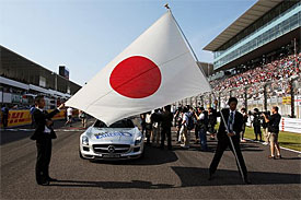 F1 loved being back in Japan
