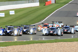 LMP1 cars, AUTOSPORT Silverstone 6 Hours