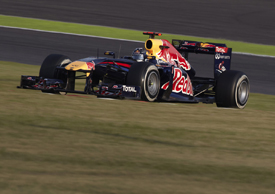 Sebastian Vettel, Red Bull, Suzuka 2011