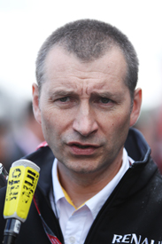 Rob White Renault 2011