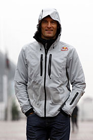 Mark Webber, Korea, 2011
