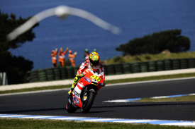 Valentino Rossi, Ducati, Phillip Island 2011
