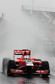 TImo Glock, Virgin