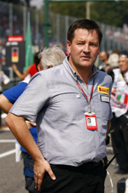 Paul Hembery Pirelli 2011 Italian Grand Prix