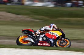 Casey Stoner Honda 2011 Australian Grand Prix