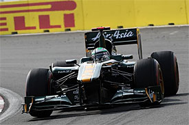 Heikki Kovalainen, Lotus
