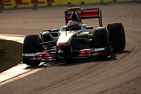 Jenson Button, Korea, 2011