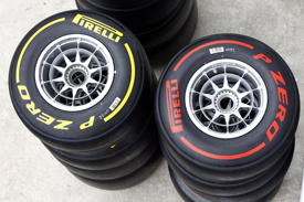Pirelli tyres 2011 Korean grand prix
