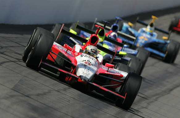 Dan wheldon Andretti Green Indianapolis 500 Indycar 2005