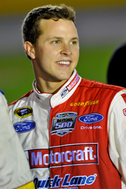 Trevor Bayne NASCVA