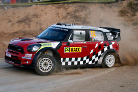 Kris Meeke Rally Spain 2011