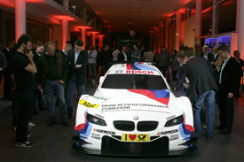 BMW M3 DTM 2011