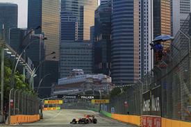 Sebastian Vettel, Red Bull, Singapore 2011
