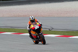 Dani Pedrosa, Honda, Sepang 2011