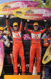 Sebastien Bourdais and Jamie Whincup win in Surfers Paradise