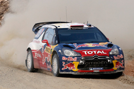 Sebastien Loeb Rally Spain 2011