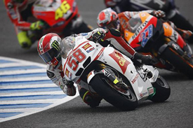 Simoncelli looked a likely winner at Jerez this year