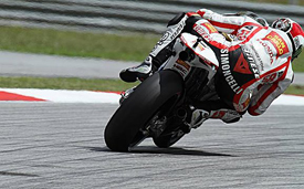 Marco Simoncelli, Gresini Honda, Sepang 2011