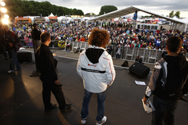 Simoncelli had a huge following among MotoGP fans