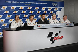 Sepang defends decision to cancel race