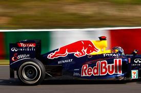Red Bull coke bottle 2011