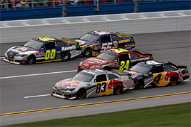 Roush denies Talladega team orders