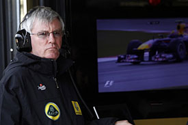 John Wickham, Renault, 2011