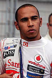 Lewis Hamilton, India, 2011