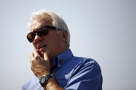 Charlie Whiting, FIA Race Director Turkey 2011