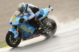 Alvaro Bautista, Suzuki, Valencia 2011