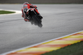 Nicky Hayden, Ducati, Valencia 2011