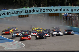 San Luis World GT1 start 2011