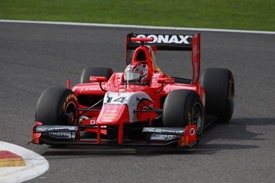 Josef Kral Arden GP2 Spa 2011