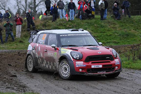 Kris Meeke, Mini, GB 2011
