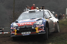 Sebastien Ogier Rally GB