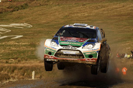 Jari-Matti Latvala, Ford, GB 2011