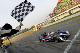 Davidson/Bourdais Peugeot wins at Zhuhai