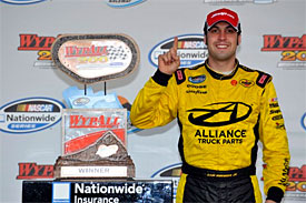Sam Hornish