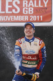 Jari-Matti Latvala wins in GB