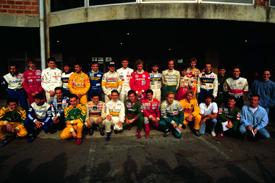 Macau 1992 line-up