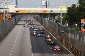 Macau qualification race 2011