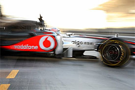 McLaren focused on Mercedes future