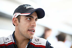 Pastor Maldonado, Williams, Brazil 2011