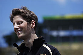 Romain Grosjean, Renault