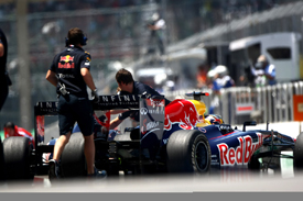 Mark Webber, Red Bull, Brazil 2011
