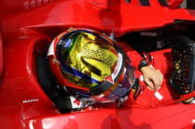 Felipe Massa Ferrari brazilian grand prix 2011
